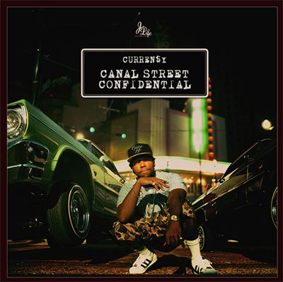 Curren$y – Canal Street Confidential (2015)