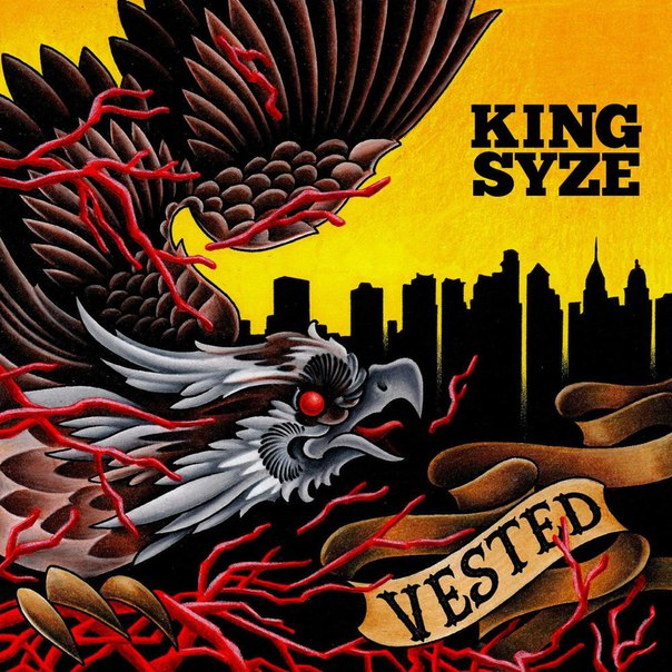 King Syze (Army Of The Pharaohs) – Vested (2015)
