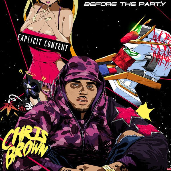 Chris Brown – Before The Party (2015)