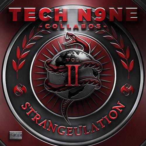 Tech N9ne - Strangeulation Vol. II (2015)