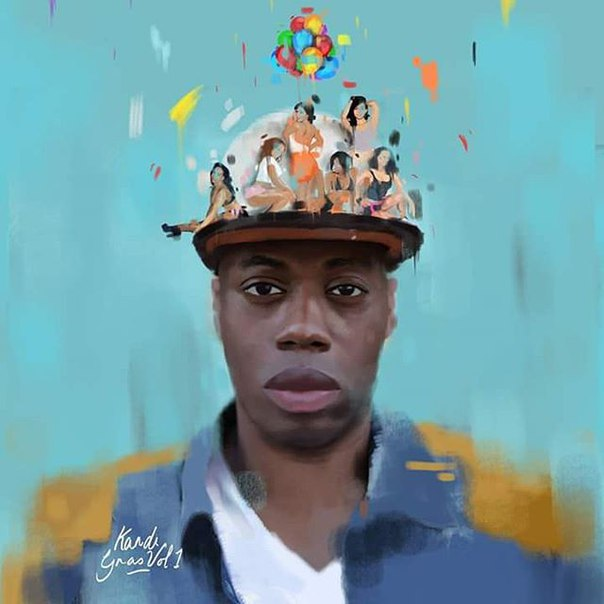 Kardinal Offishall - Kardi Gras Vol. 1: The Clash (2015)