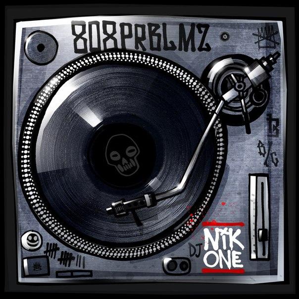 Dj Nik-One – 808 PRBLMZ (2015)