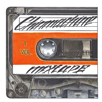 CHINMACHINE (The Chemodan Clan) – MIXTAPE VOL 1 (2015)