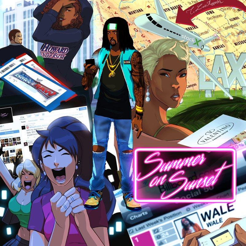 WALE – Summer On Sunset (2016)
