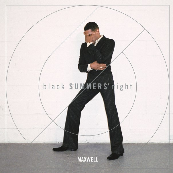 Maxwell – blackSUMMERS'night (2016)