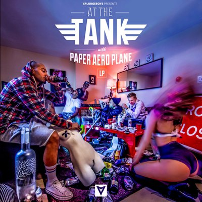 PAP – At The Tank LP (2016)
