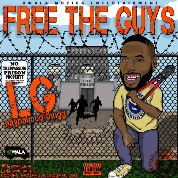 LG – Free The Guys (2016)