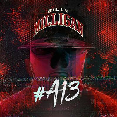 Billy Milligan - #A13